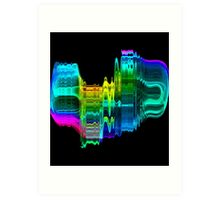 The Lorenz Motor of the Future!!! Art Print