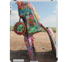 Cadillac Ranch Car iPad Case/Skin