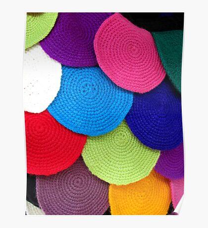 Colour Pallet Poster