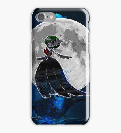 Gardevoir magical night iPhone Case/Skin