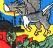 Middle East DEA Sticker