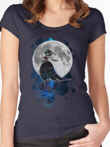 Gardevoir magical night Women's Fitted Scoop T-Shirt