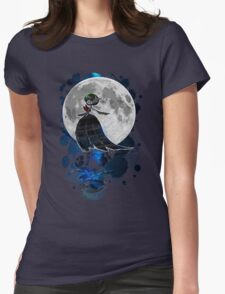 Gardevoir magical night Womens Fitted T-Shirt