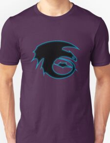 How to train your dragon - Toothless Symbol T-Shirt