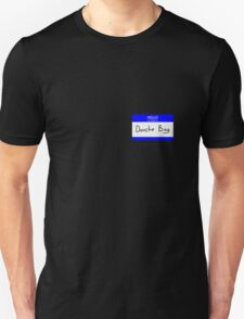 Hello, my name is... Unisex T-Shirt