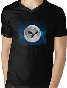 How to train your dragon - Night flight Mens V-Neck T-Shirt