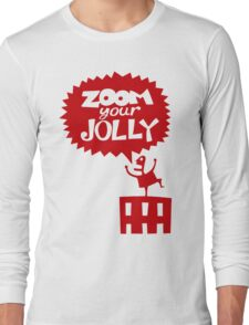 Zoom Your Jolly Long Sleeve T-Shirt