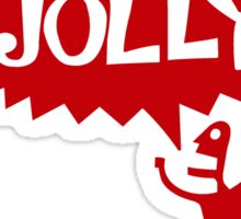 Zoom Your Jolly Sticker