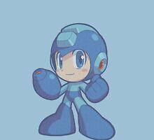 Megaman Powered up!! Unisex T-Shirt