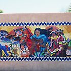 Tile Mural on South 4th Ave. by DAdeSimone