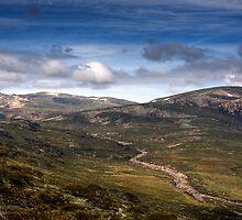 Mt Kosciuszko HDR by DavidIori