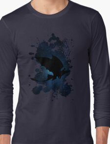 How to train your dragon - Toothless and Hiccup night Long Sleeve T-Shirt