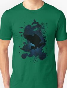 How to train your dragon - Toothless and Hiccup night T-Shirt