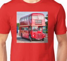 London Transport Routemaster Bus Unisex T-Shirt