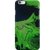 Signs of Katrina Linger in the Marshes iPhone Case/Skin