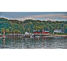 Spring Cove Evening Photographic Print