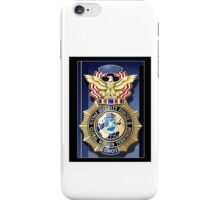 U S War on Terror iPhone Case/Skin