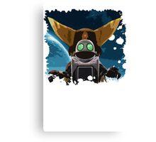 Ratchet & Clank - A new adventure Canvas Print