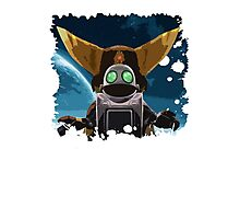 Ratchet & Clank - A new adventure Photographic Print