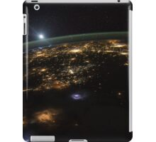 Good Morning From the International Space Station iPad Case/Skin