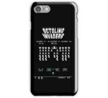 Splatoon Inspired: Octoling Invaders iPhone Case/Skin