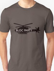 bloc party helicopter  Unisex T-Shirt