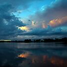 Lake Yeppen Rockhampton Central Queensland by Andrew Bodycoat