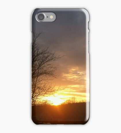 Sunset 10 iPhone Case/Skin