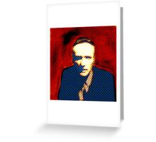 Dennis Hopper Greeting Card