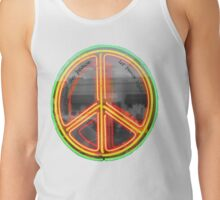 Reflect on Peace Tank Top