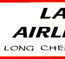 Lao Airlines by lawrencebaird