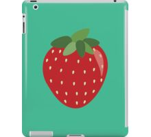 Summer Strawberry!  iPad Case/Skin