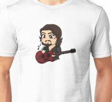 Rock Star Captain Athos ~ Sticker and Shirt Unisex T-Shirt