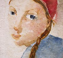 red beret by donnamalone