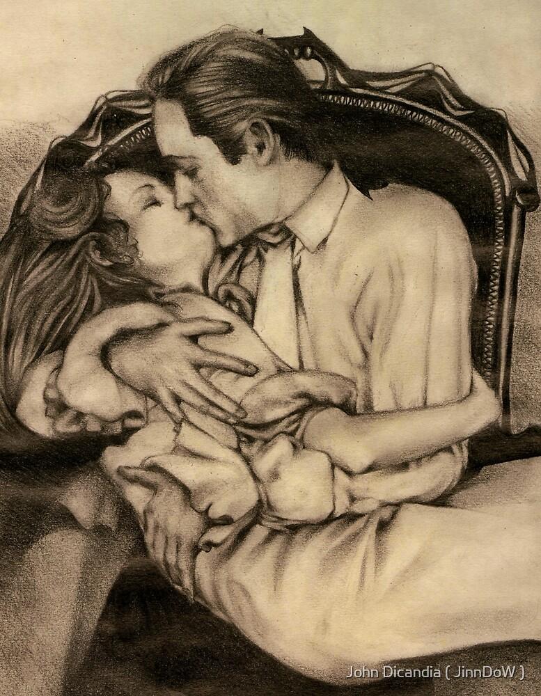 A SILENT KISS by John Dicandia ( JinnDoW )