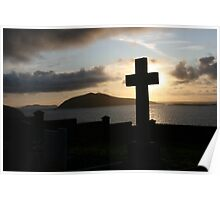 Blaskets from Dunquin Poster