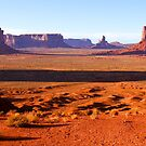 Monument Valley Panorama by Nickolay Stanev