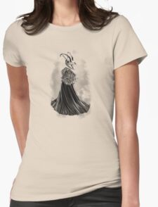 Noise in the Dark Womens Fitted T-Shirt
