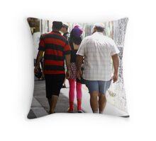 Body guards Throw Pillow