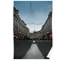 Oxford St. London Poster