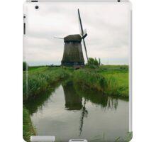 Draining Mill iPad Case/Skin