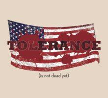 TOLERANCE (is not dead yet) by Yago
