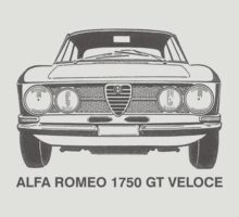 Alfa 1750 GTV by evanbottcher
