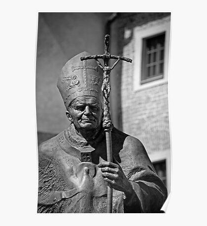 Pope John Paul II Poster