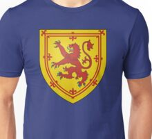 Royal Arms of Scotland Unisex T-Shirt