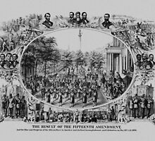 The Result Of The Fifteenth Amendment by warishellstore