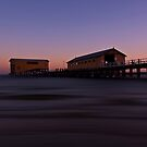 Sunset at Queenscliff by Andrew (ark photograhy art)