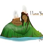 I Lava You by Andrea Echeverria