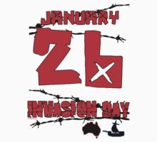 January 26 Invasion Day by KISSmyBLAKarts