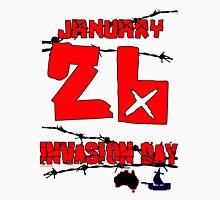 January 26 Invasion Day Unisex T-Shirt